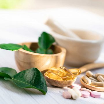 organic vitamins and minerals