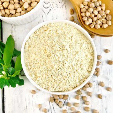 organic plant protein powders